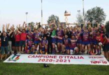 Rovigo Campione d'Italia