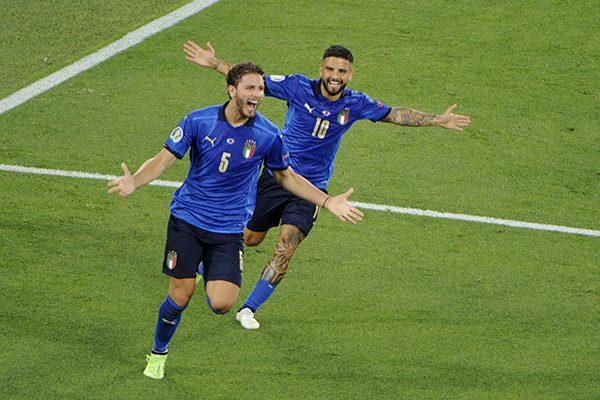Italia Svizzera risultato tabellino highlights