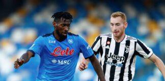 Napoli Juventus, risultato, tabellino e highlights