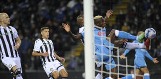 Udinese Napoli, risultato, tabellino e highlights