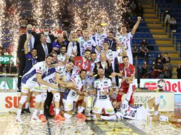 Itas Trentino Vero Volley Monza Supercoppa