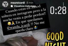 Wanda Nara Icardi nudi