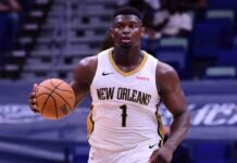 Zion Williamson nba Pelicans
